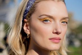 Gold 004 eyeshadow
