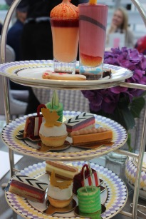 Tea at the Berkley
