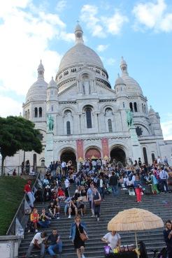 Sacré-Cœur (and of course Montmartre)