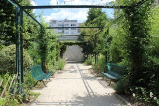the Highline of Paris - Coulée Verte Renée-Dumont