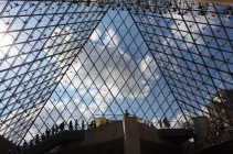 The Louvre (what else?)