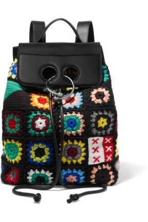 https://www.net-a-porter.com/us/en/product/917336/j_w_anderson/pierce-crocheted-wool--cotton-canvas-and-leather-backpack