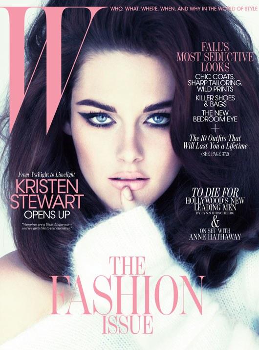 """Woman on the Verge,"" photographed by Mert Alas & Marcus Piggott; W magazine September 2010."